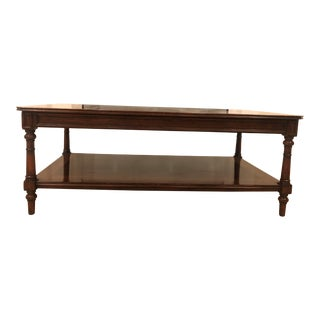 Victorian Jonathan Charles Coffee Table For Sale