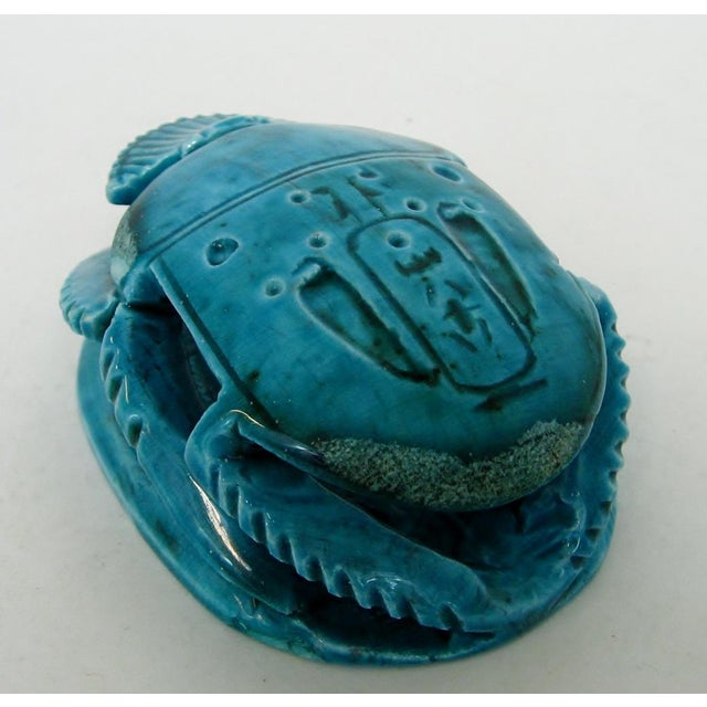 Ceramic Scarab Stamp - Image 7 of 8