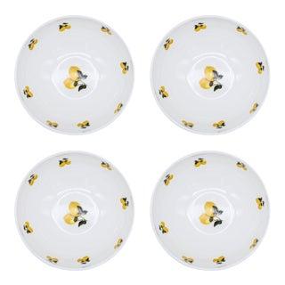 Casacarta Lemon Bowl, Set of 4