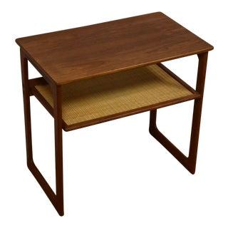 Danish Modern Teak End Table