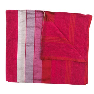 Pink Safi Pillow Cases - A Pair For Sale