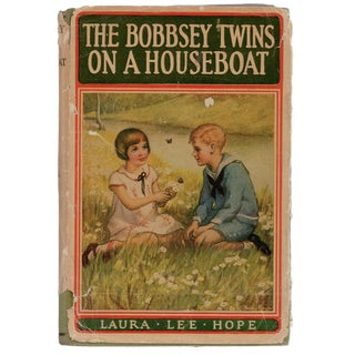 """The Bobbsey Twins on a Houseboat"", 1915"