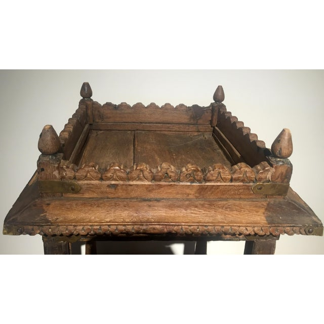 Antique Hindi Temple For Sale - Image 4 of 6