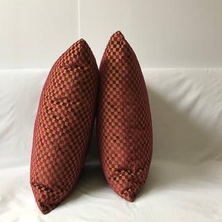 Custom Velvet Decorative Pillows - A Pair Preview