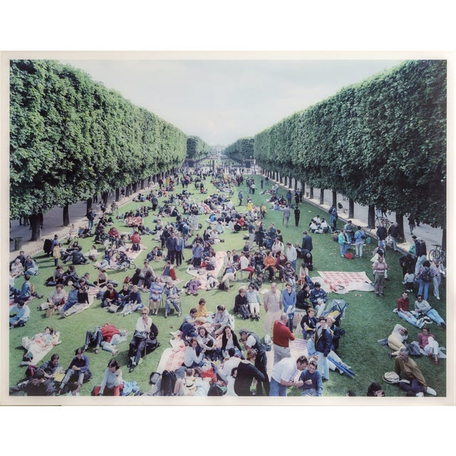 """Massimo Vitali, """"Picnic Allee"""", Photograph For Sale In New York - Image 6 of 6"""