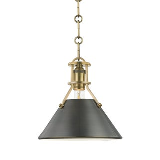 Metal No.2 1 Light Small Pendant - ADB Preview