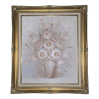 Framed Franco Rispoli Painting For Sale