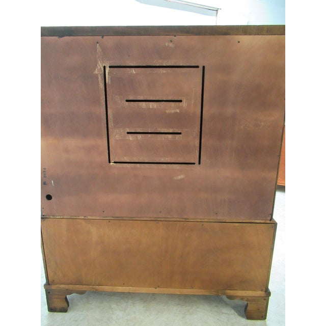 Hickory Chair Thomas O'Brien Collection Armoire For Sale - Image 12 of 13