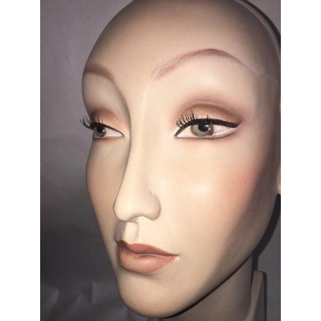 Ara Soner Mannequin Head & Eyelashes - Image 6 of 9