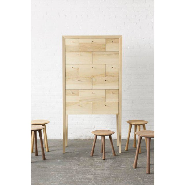 Modern Highboy by Richard Watson For Sale - Image 3 of 4