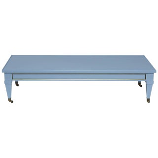John Stuart Lacquered Coffee Table For Sale