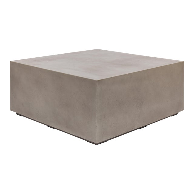 Terry Coffee Table - Dark Grey For Sale