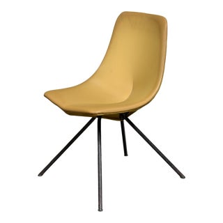 Rare Gastone Rinaldi Du 30 Chair for Rima, 1950s For Sale