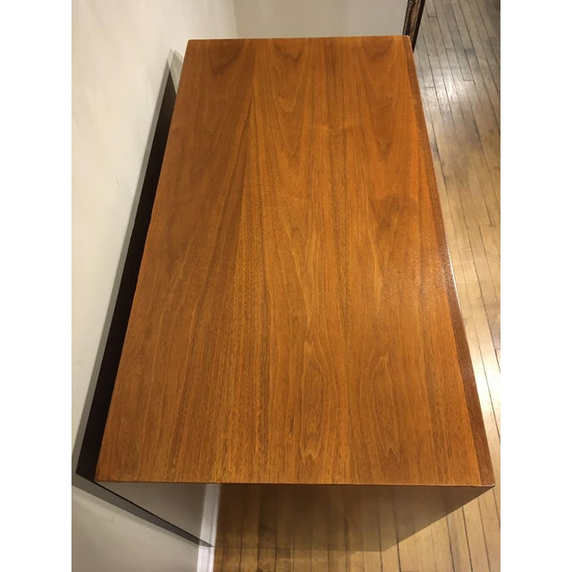 Vintage Mid-Century Tall Dresser For Sale - Image 9 of 12