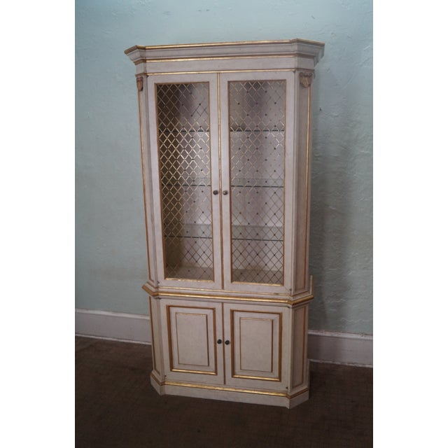 Widdicomb Hollywood Regency Style Tall Cabinet - Image 2 of 10