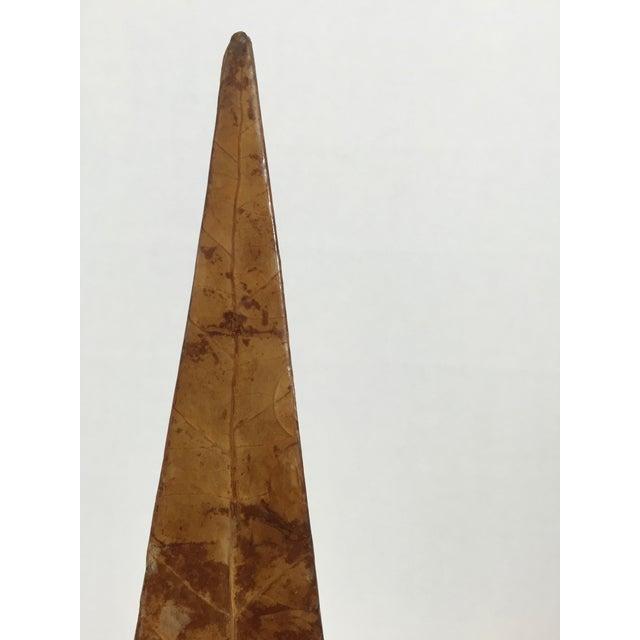 Tobacco Leaf Obelisk - Image 6 of 10