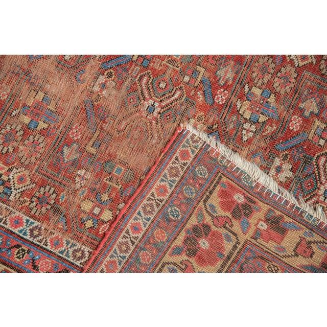 """Textile Antique Kurdish Carpet - 5'10"""" x 8'1"""" For Sale - Image 7 of 13"""