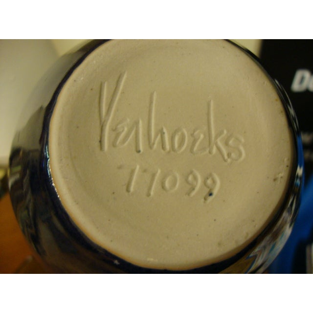 Signed Verhoeks Studio Pottery Vase - Image 5 of 6