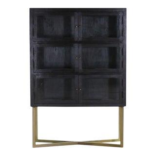 Modern Erdos + Ko Home Chelsea Six-Door Cabinet For Sale