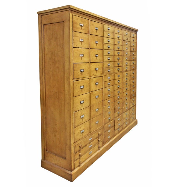 Vintage Pine Multi Drawer Cabinet - Image 2 of 4