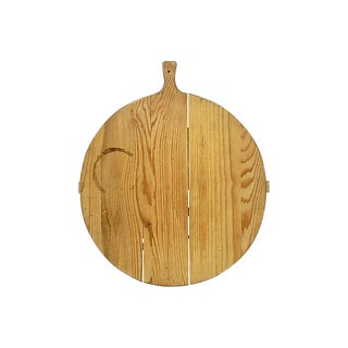 Large French Charcuterie Harvest Board For Sale