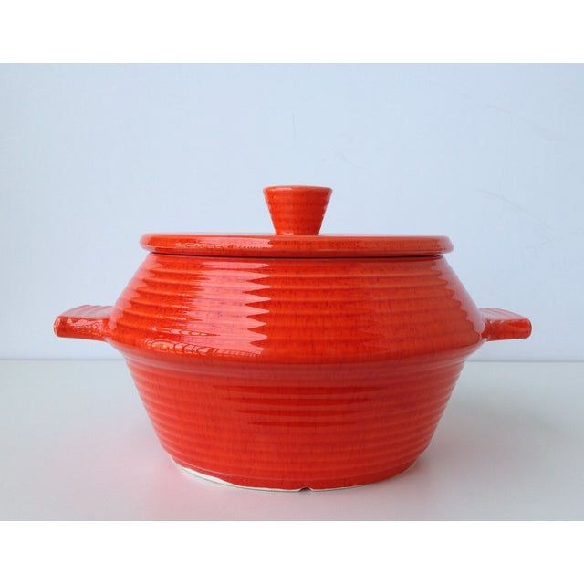 California Pottery Lidded Soup Tureen For Sale - Image 11 of 11