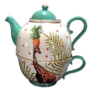 Yvonne Ellen Tea for One Teapot