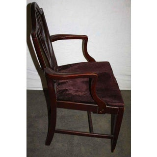 Carved Wooden Chair Preview