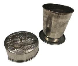 Image of Silver Mugs and Cups
