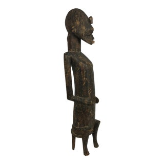20th Century African Senufo or Ivory Coast Fertility Sculpture
