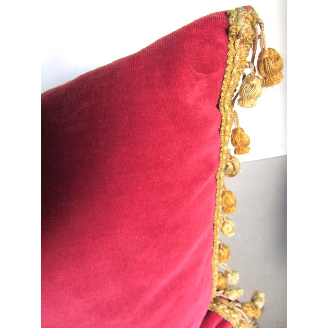 JoAnna Poitier Refurbished Vintage Pillow - Image 5 of 7