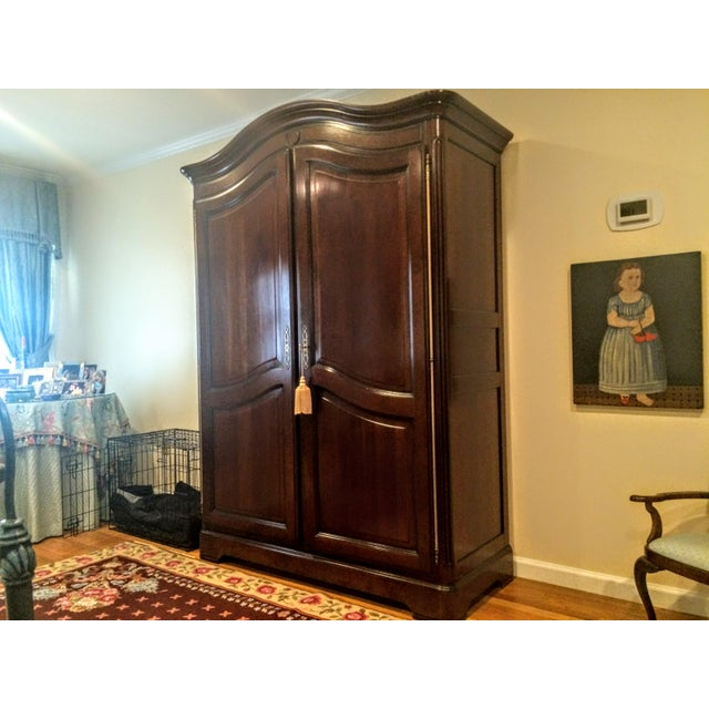 Grange France Bonnet Top Armoire - Image 11 of 11