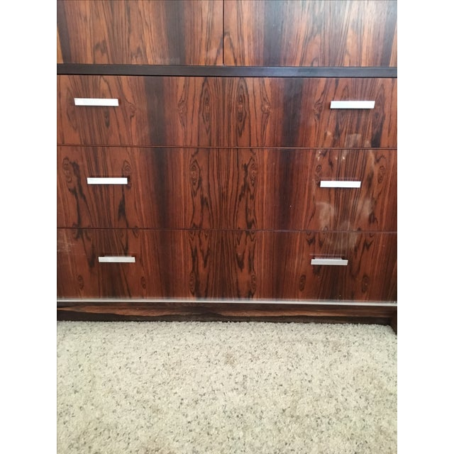 1960s Maurice Villency Rosewood Dresser - Image 3 of 9
