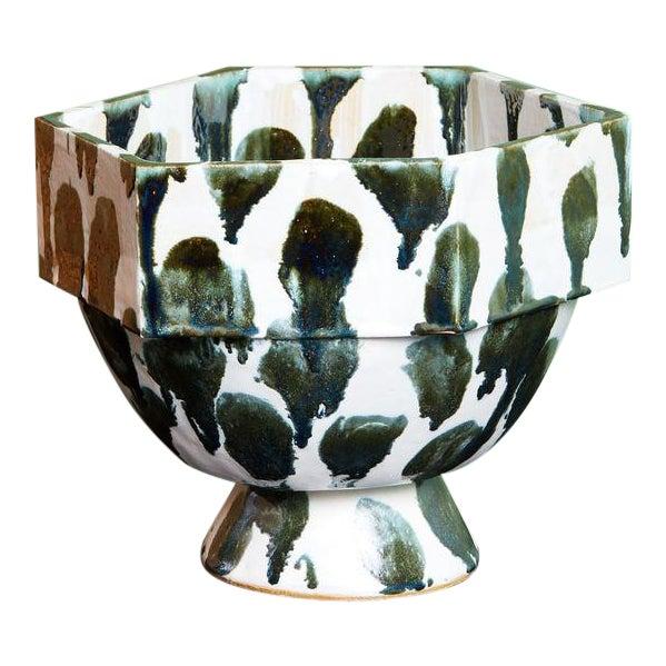 BZippy & Co. Ceramic Planter For Sale