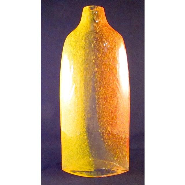 Vintage Studio Art Glass Vase Chairish