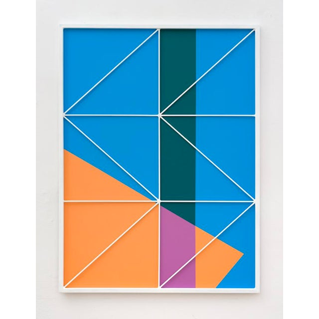 Contemporary Przemek Pyszczek, Facade Painting Iv, Ca, 2019 For Sale - Image 3 of 3