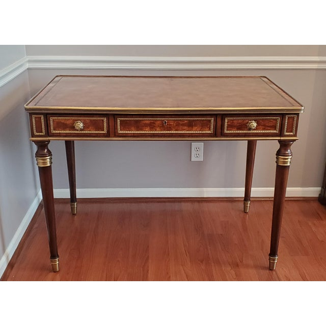 """Theodore Alexander """"Tales From France Writing Desk"""" For Sale - Image 13 of 13"""