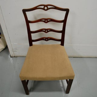 1920s Antique Mahogany Dining Room Chairs- Set of 4 Preview