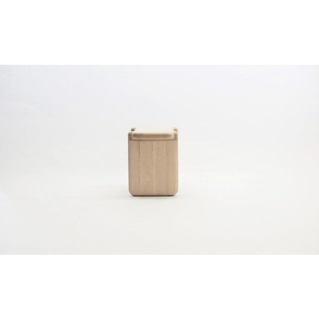 Radnor Loïc Bard Stool Bone 01 For Sale - Image 4 of 6