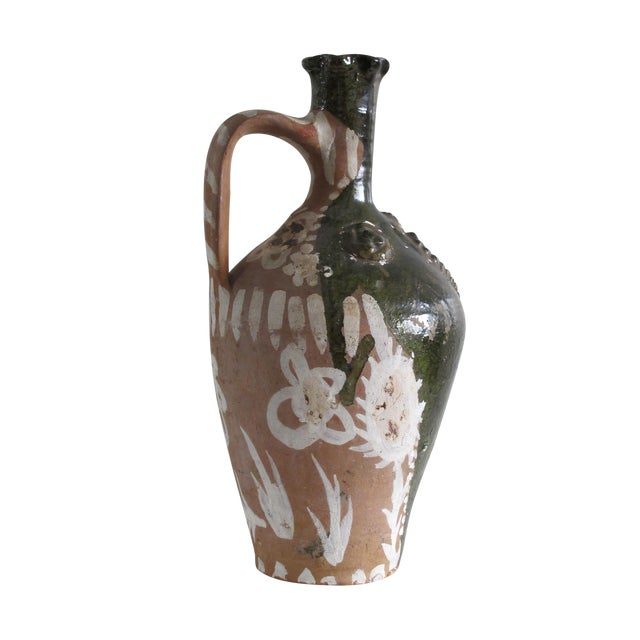 Picasso-Style Pitcher - Image 1 of 5