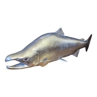 Phillips Collection Sockeye Silver Leaf Salmon For Sale