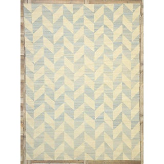 Late 20th Century Afghan Kilim Area Rug - 8′2″ × 11′ Preview