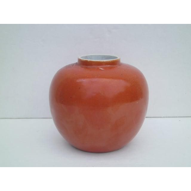 Antique Chinese Ginger Jar - Image 4 of 10