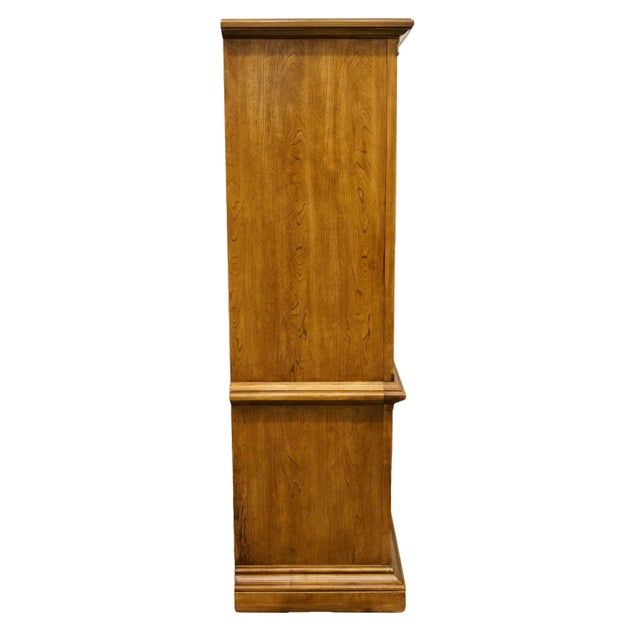 20th Century Italian Stanley Furniture Door Chest/Armoire For Sale - Image 12 of 13