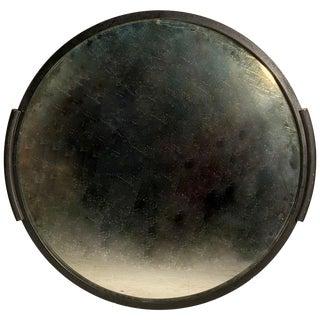 Original Donald Deskey Wood Mirror for Valentine Seaver For Sale