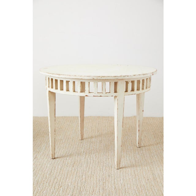 Pair of Richard Mulligan Distressed Centre or Side Tables For Sale - Image 9 of 13