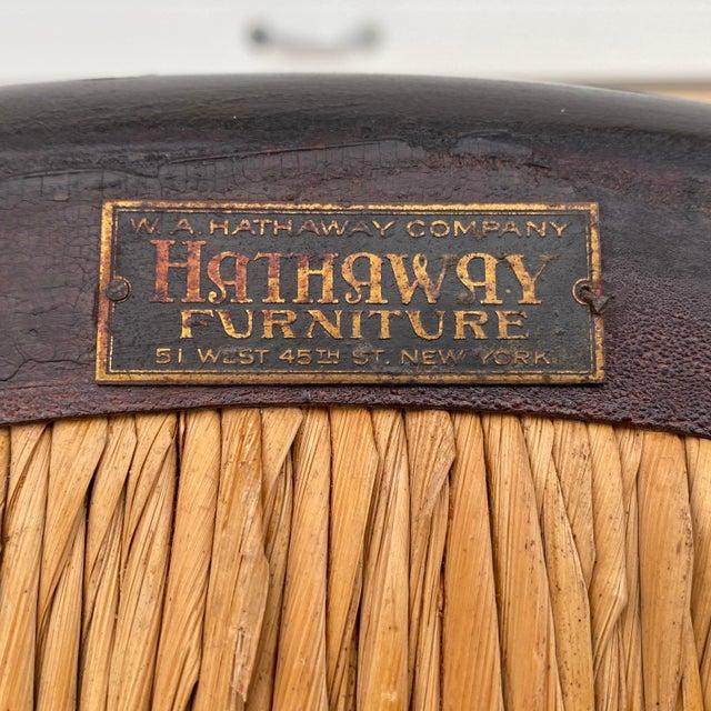 Antique Sack Back Windsor Chair For Sale - Image 12 of 13