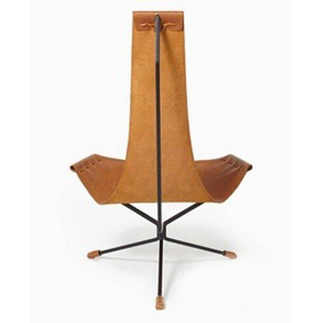 The Lotus chair designed by Daniel Wenger in the 1960s. Handmade during the 1970s and currently since 2009 by Daniel and...