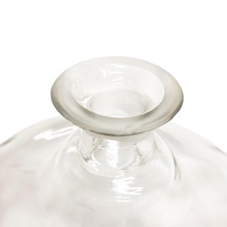 Mid Century Large Glass Decanter Preview