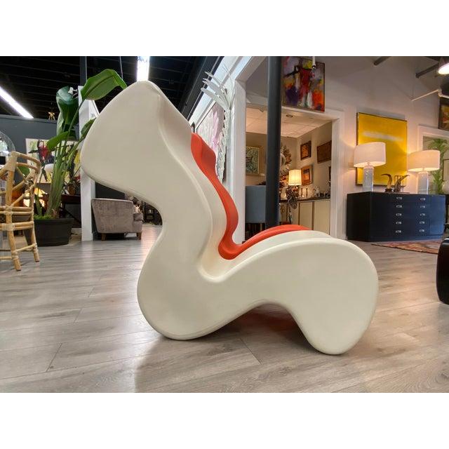 Plastic Pair of Verner Panton Phantom Chairs For Sale - Image 7 of 10